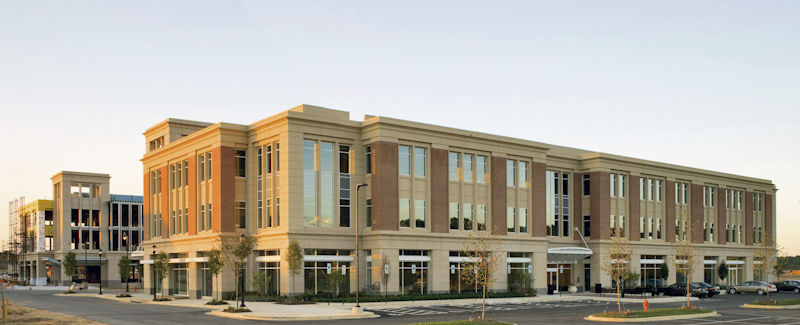 Maple Lawn Office Building