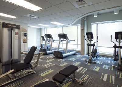 Workout Room 1