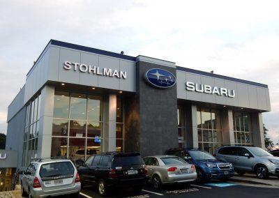 Stohlman Subaru