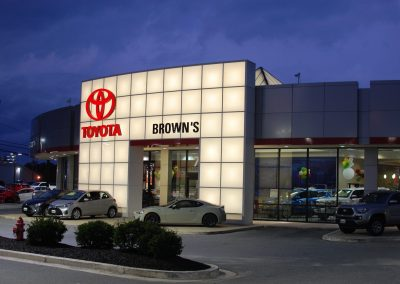 Brown's Toyota Glen Burnie